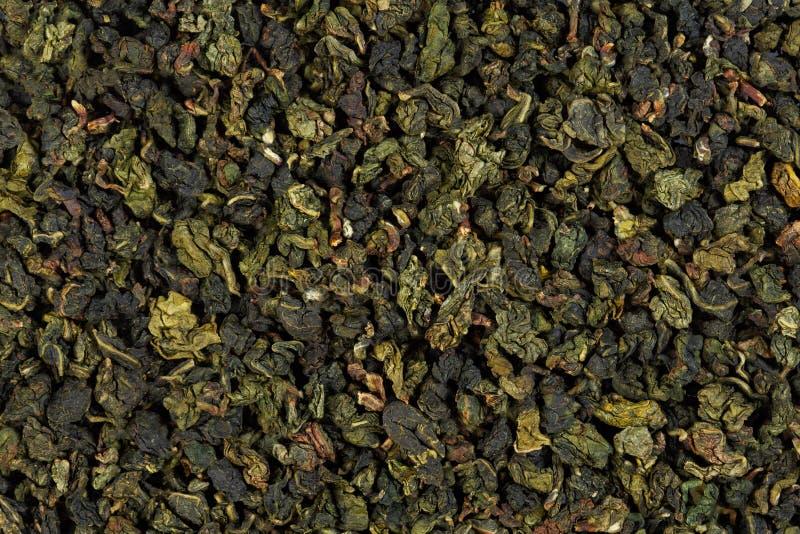 Pilha do montão de Jin Xuan Oolong Tea com sabor de leite foto de stock royalty free