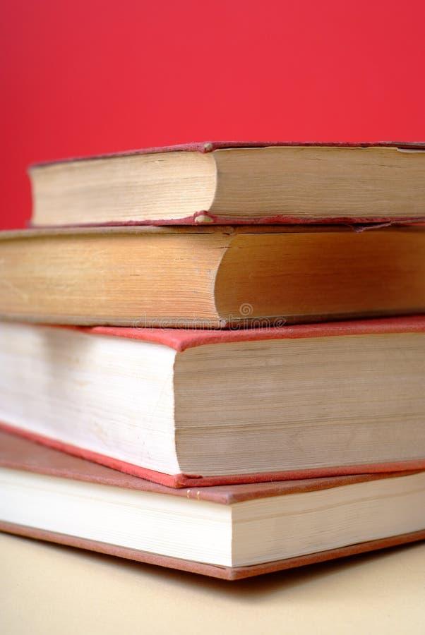Pilha dos livros 1 imagens de stock
