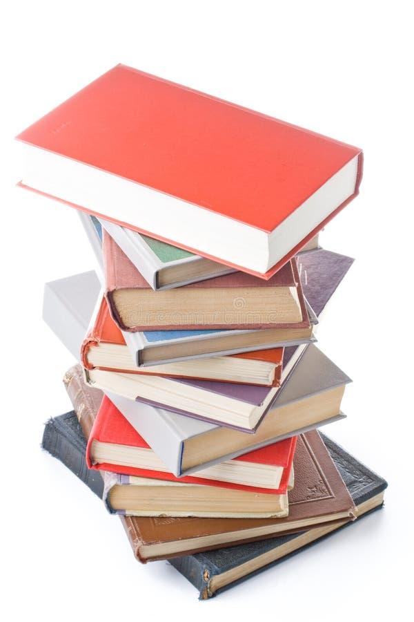 Pilha dos livros imagem de stock royalty free