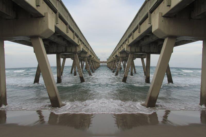 Pilier de la Floride image stock