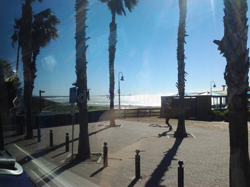 Pilier de Santa Barbara image stock