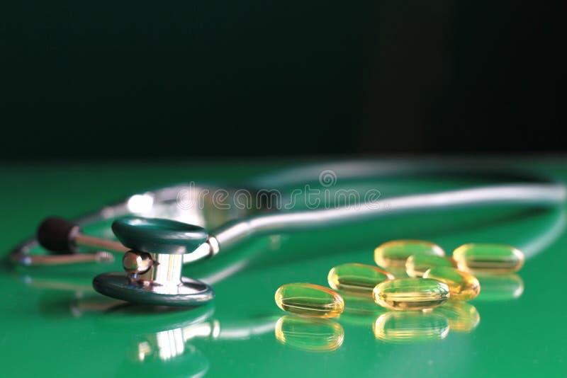 Pill Royaltyfri Bild
