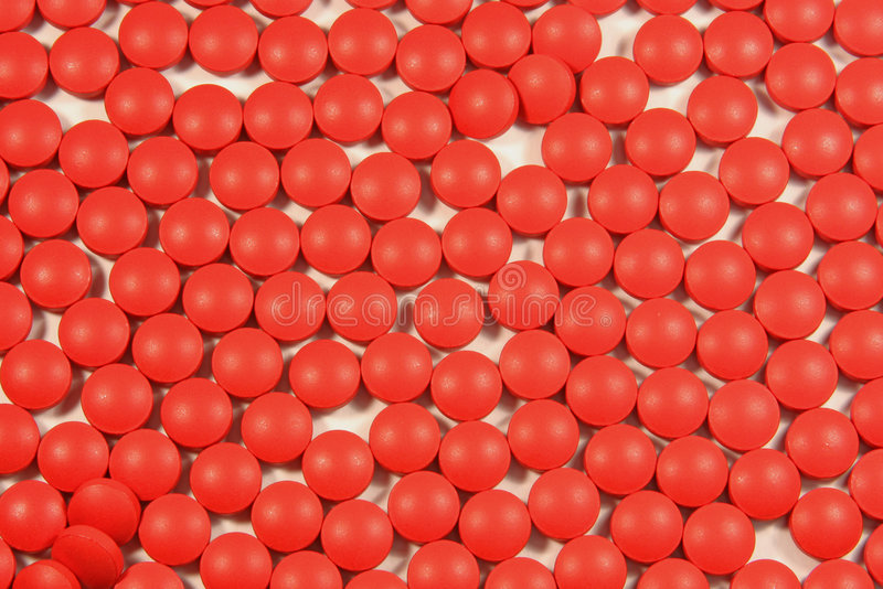 Pill background royalty free stock image