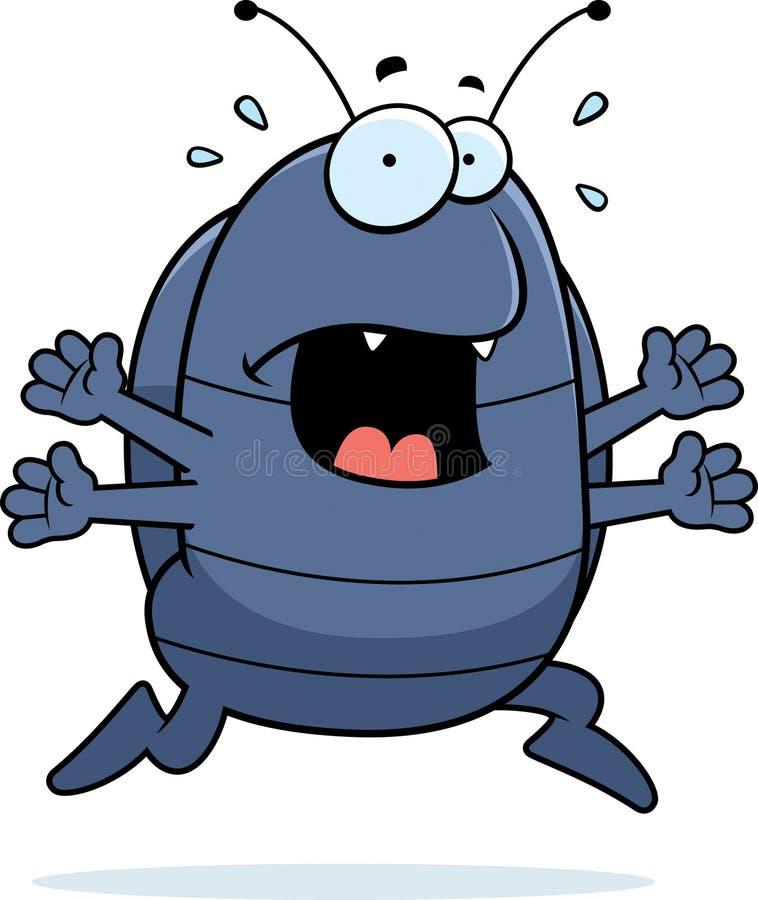 Download Pill Bug Panic stock vector. Illustration of running - 13218410