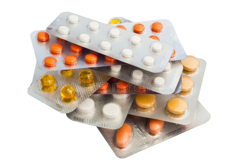 Download Pill Packages Royalty Free Stock Photos - Image: 14773198