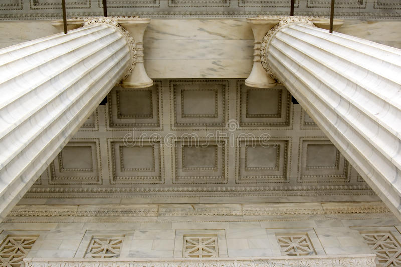 Download Pillar and Ceiling Detail stock photo. Image of ceiling - 26467260
