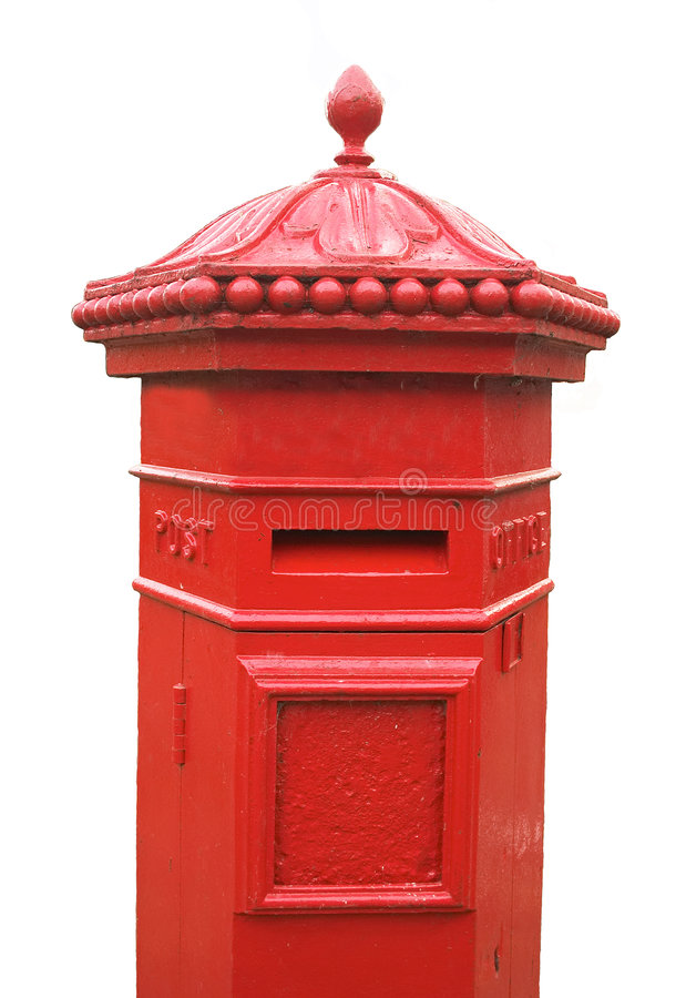 Pillarbox de Penfold photos stock