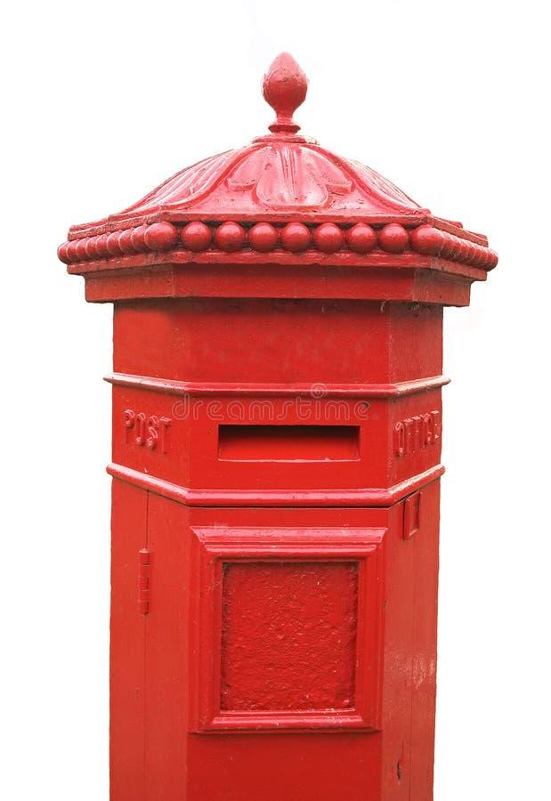 pillarbox penfold стоковые фото