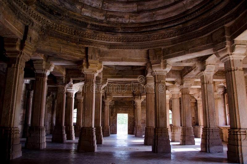 Pillars, Past and Heritage royalty free stock images