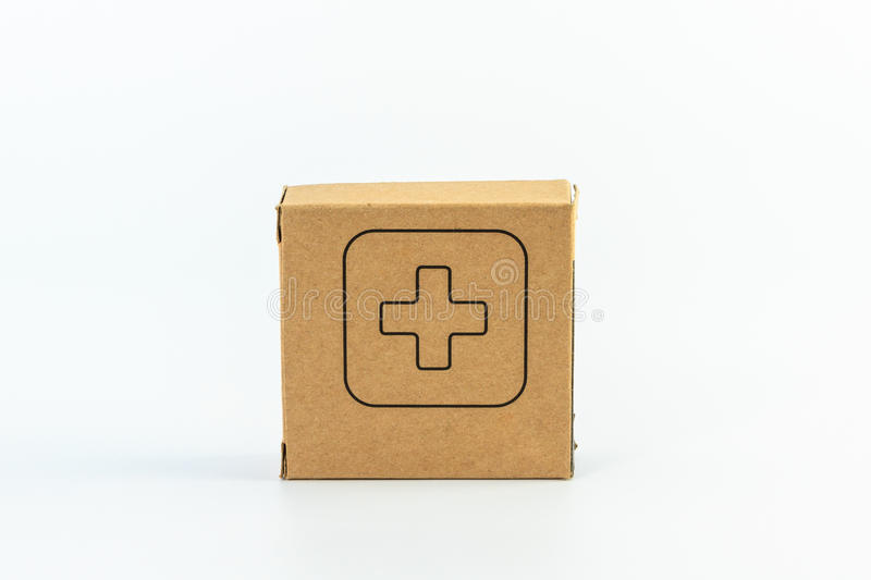 Download Pillbox isolated stock photo. Image of dosage, container - 30386128