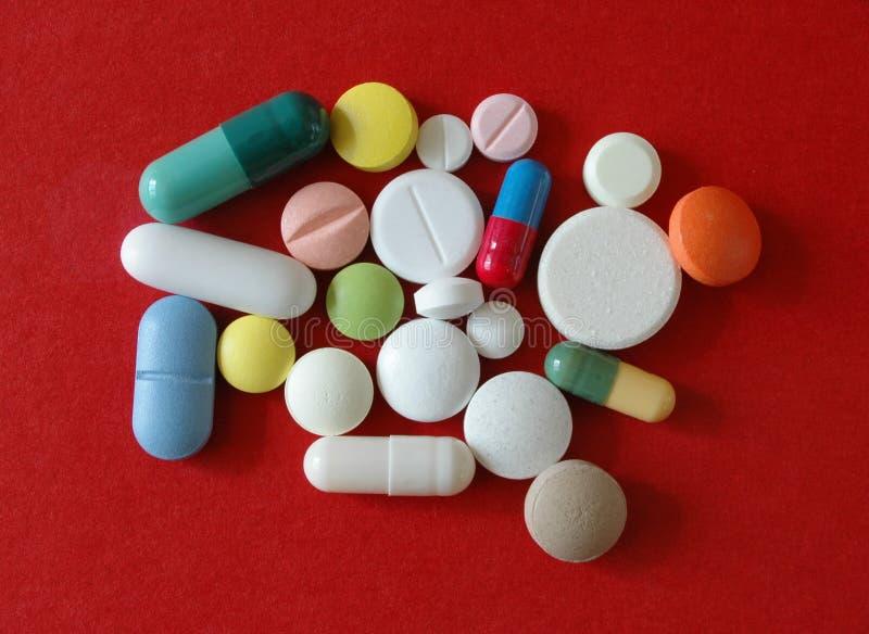 Download Pillen stock foto. Afbeelding bestaande uit drugs, pillen - 25006