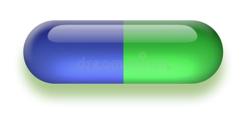 Download Pillola illustrazione di stock. Illustrazione di wellness - 3883446