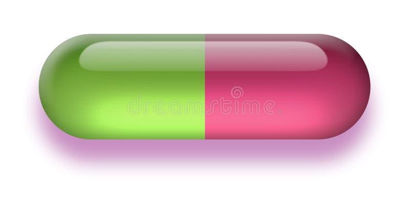 Download Pillola illustrazione di stock. Illustrazione di farmacologia - 3883460