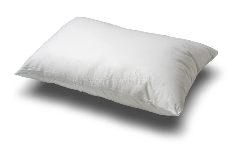 Download Pillow stock image. Image of white, shadow, bedroom, home - 12396319