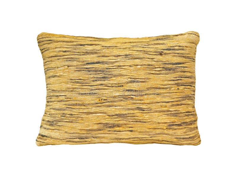 Download Pillow stock image. Image of clipping, beige, decorative - 22623539