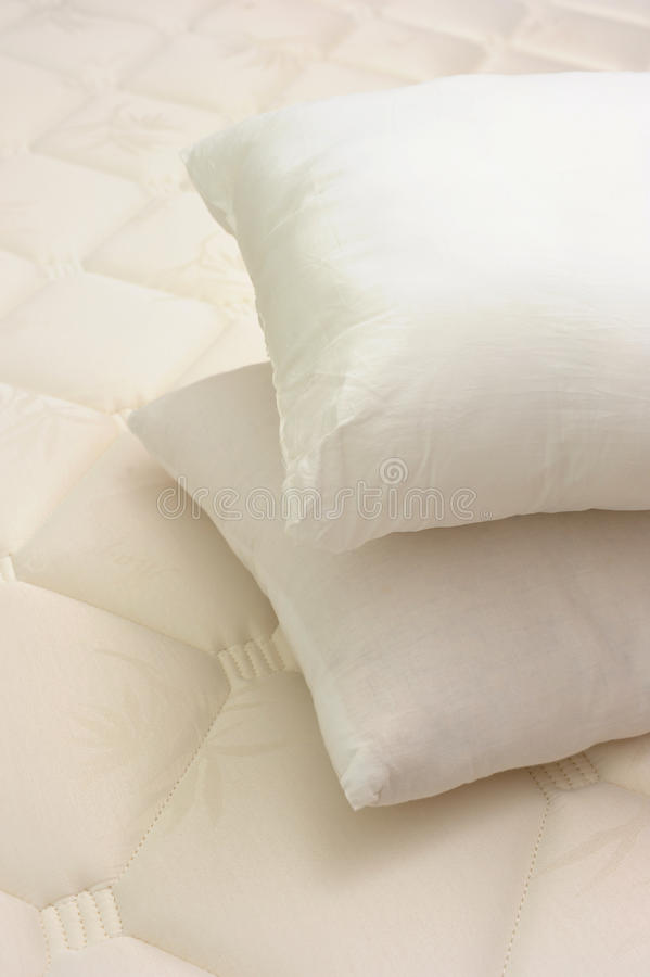 Download Pillow stock photo. Image of comfortable, bedroom, soft - 24714278