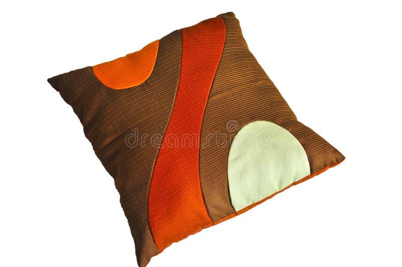 pillow kast royaltyfri bild