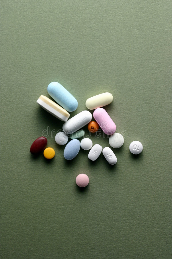 Download Pills stock photo. Image of close, killers, drug, capsule - 110822