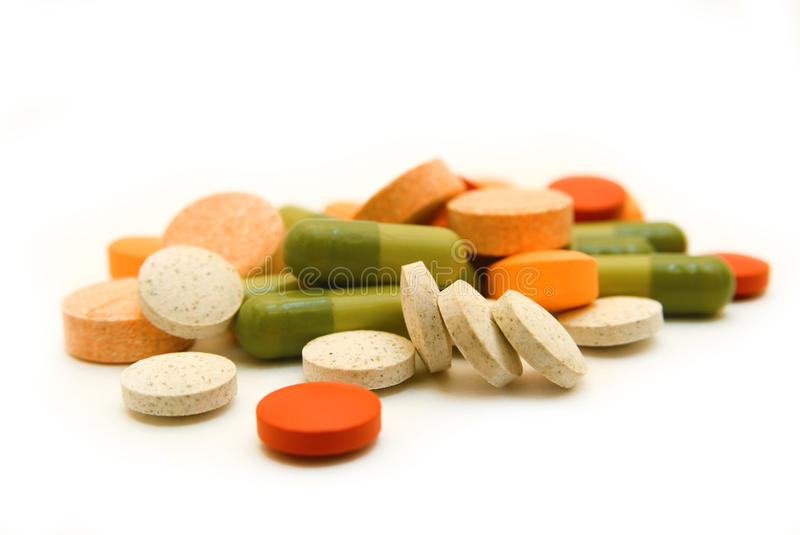 Download Pills stock image. Image of healthy, pharmaceutical, green - 11242785