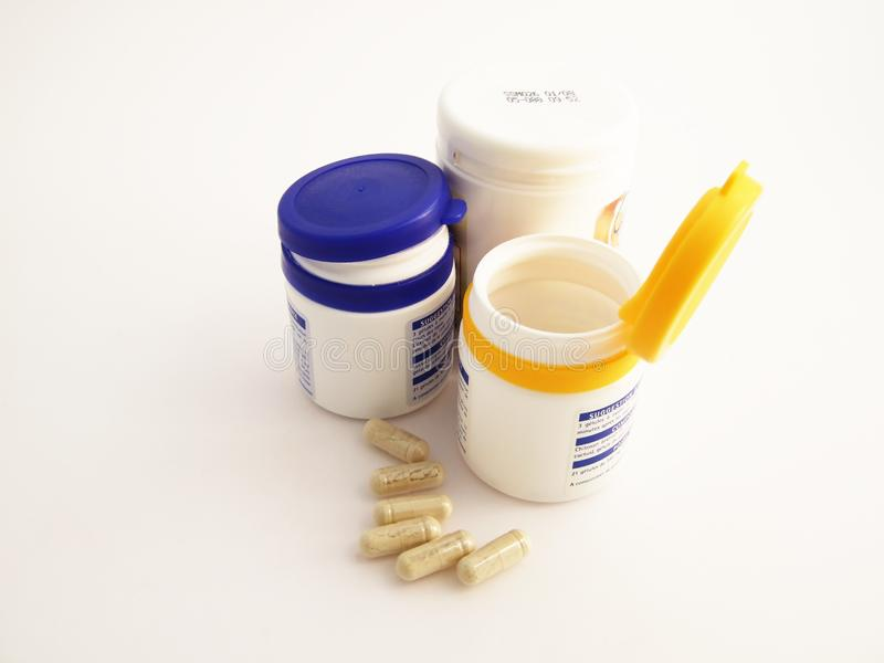 Pills Free Stock Images