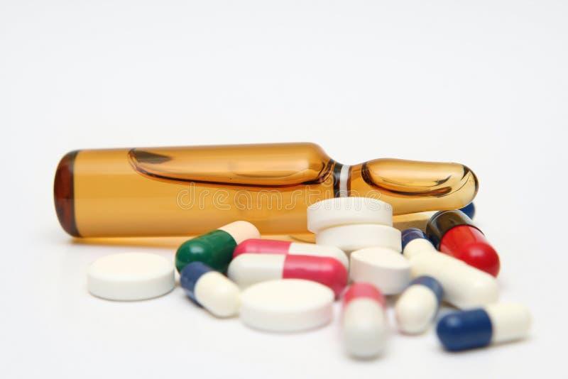 Download Pills stock image. Image of pellet, close, dose, health - 22473311