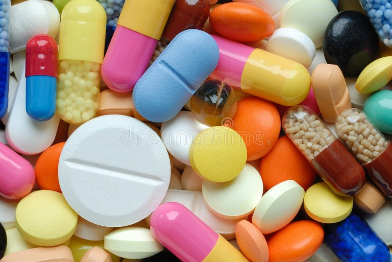 Download Pills Stock Images - Image: 3489144