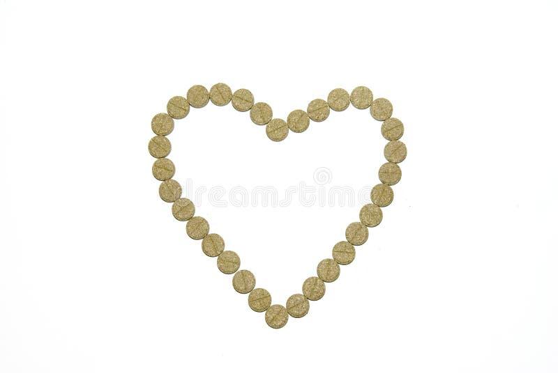 Pills royalty free stock image