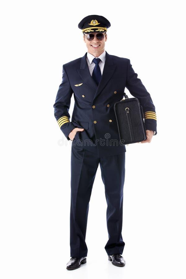 Pilot arkivfoto
