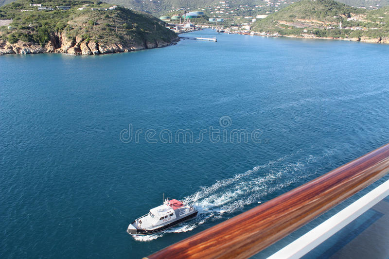 Download Pilot Boat stock photo. Image of cruise, island, outdoor - 20792808