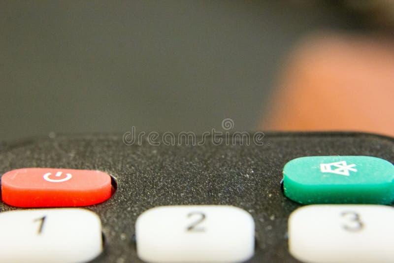 Pilot do TV techniki początek zdjęcie royalty free