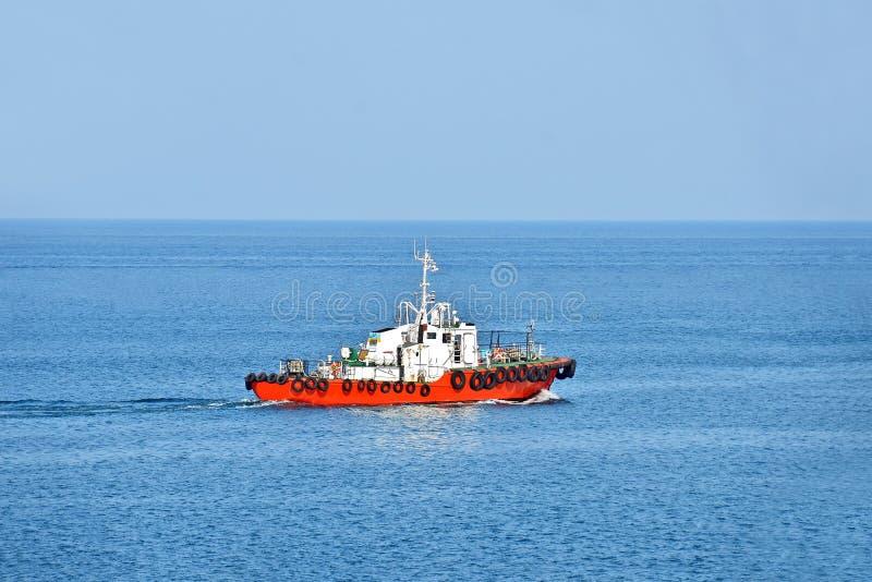 Pilot ship