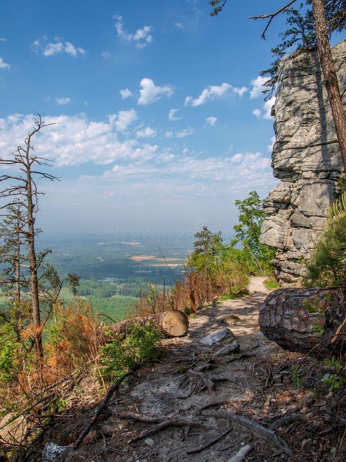 Pilote Mountain State Park en Caroline du Nord image stock