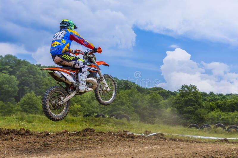 Piloto da motocicleta fotos de stock royalty free