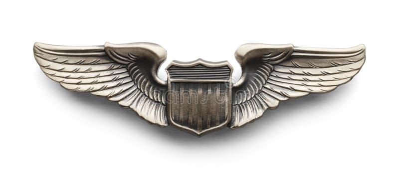 Piloto Wings ilustração do vetor