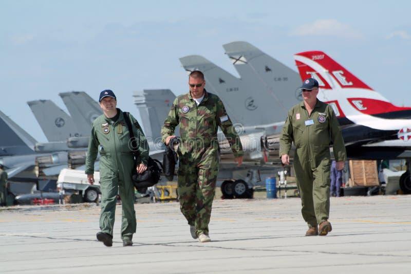 Pilots Editorial Photo