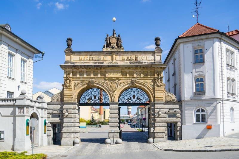 Pilsen, Tschechische Republik lizenzfreie stockbilder