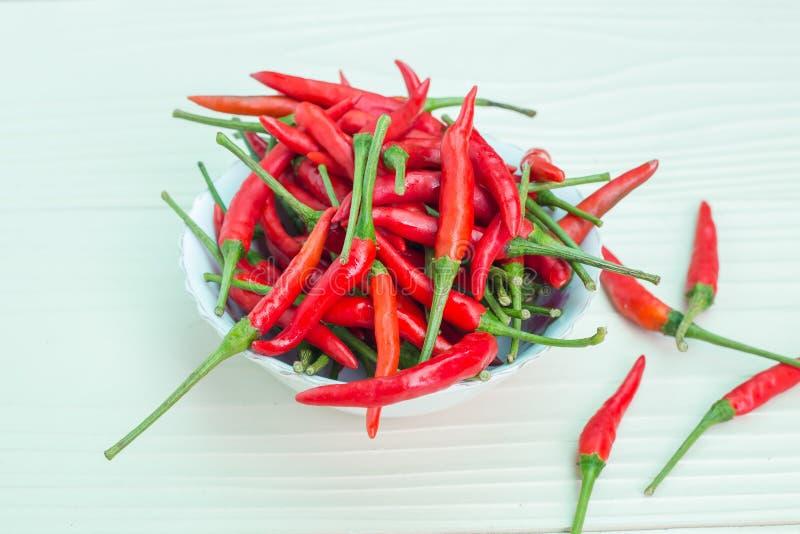 Pimentão vermelho foto de stock