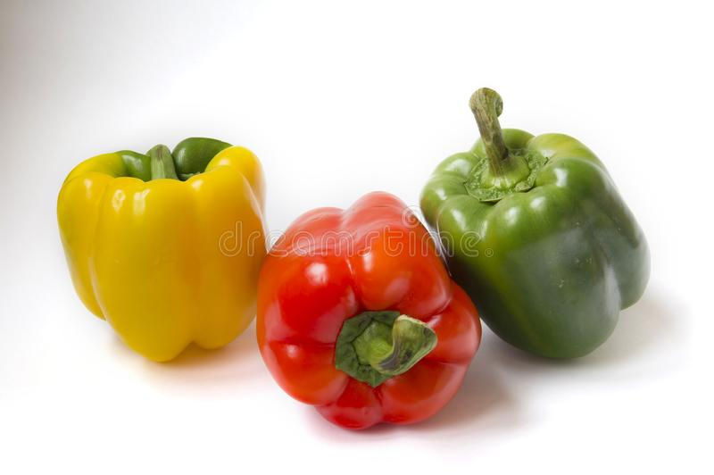 Pimenta colorida fotos de stock