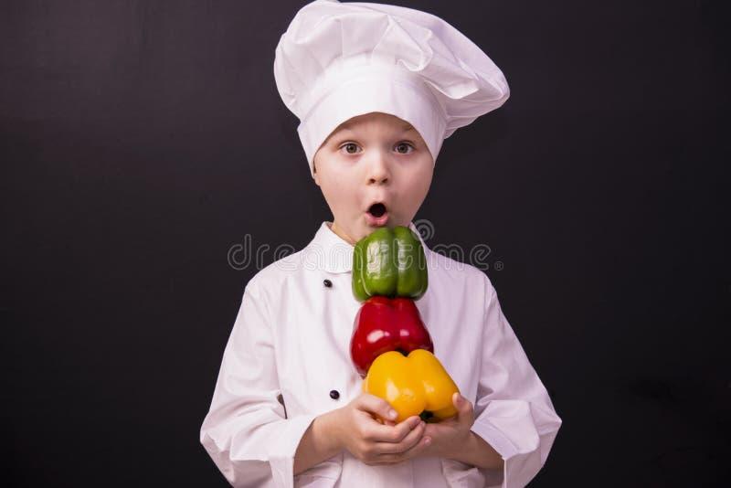 Pimenta colorida imagem de stock royalty free