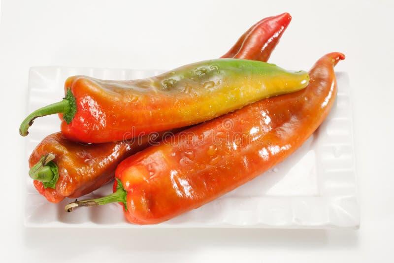 Pimenta quente fotos de stock