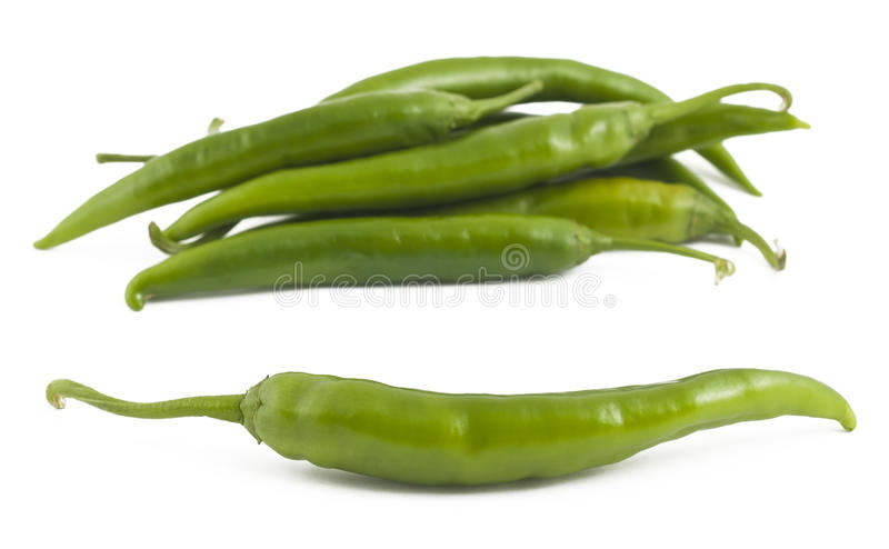 Download Pimentas De Pimentão Verdes Imagem de Stock - Imagem de maduro, brilhante: 16858765