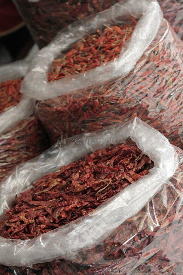 Pimentas de pimentões fotografia de stock