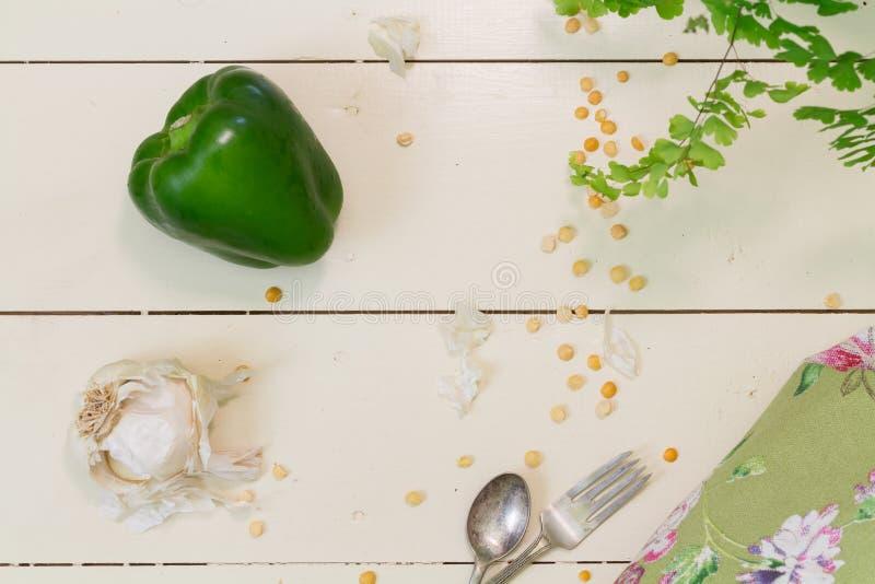 pimienta verde o paprika fotos de archivo libres de regalías