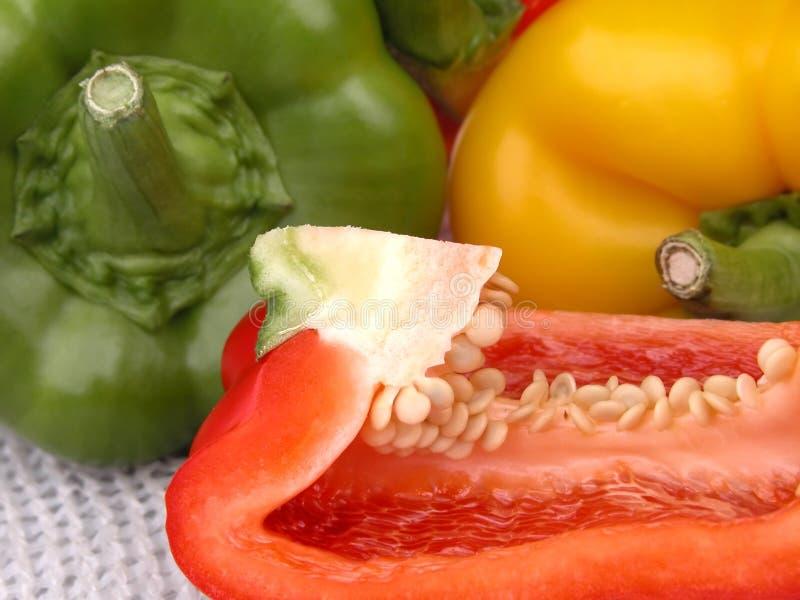 Download Pimiento imagen de archivo. Imagen de eating, potherb, maduro - 175171