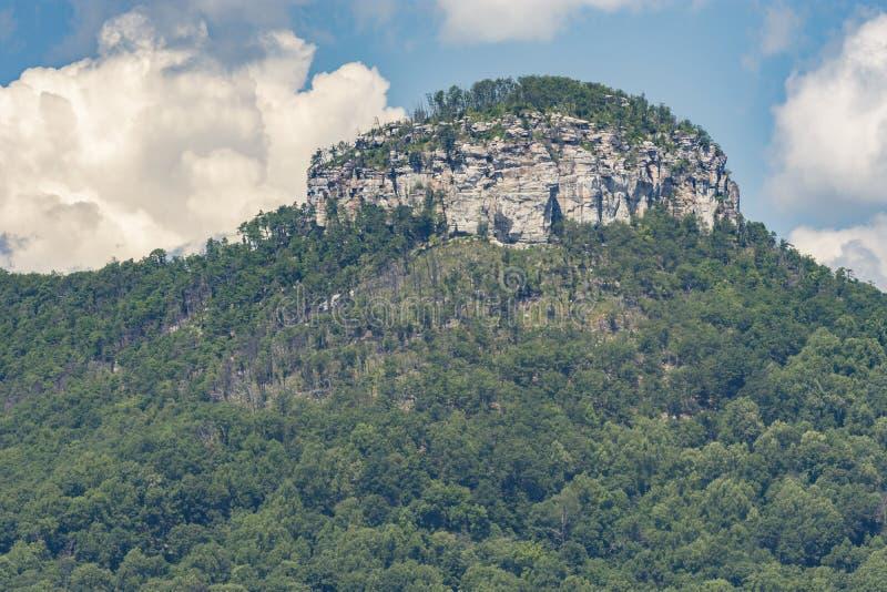 Pináculo grande de Mountain del piloto fotografía de archivo libre de regalías