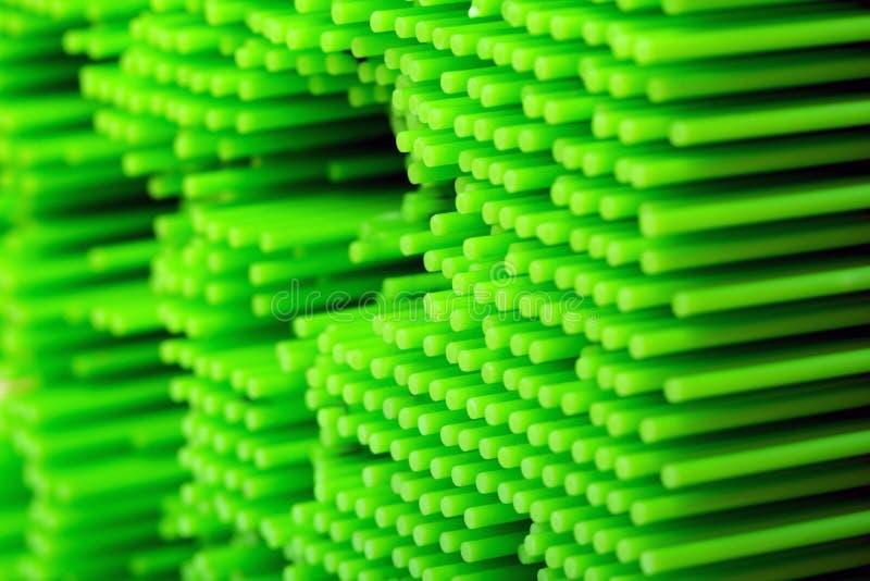 Pin艺术绿色摘要背景 免版税库存图片