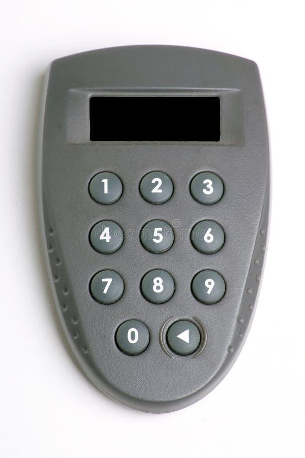 Pin code machine
