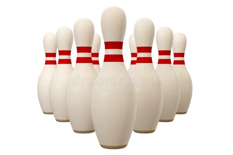 Pin de bowling libre illustration