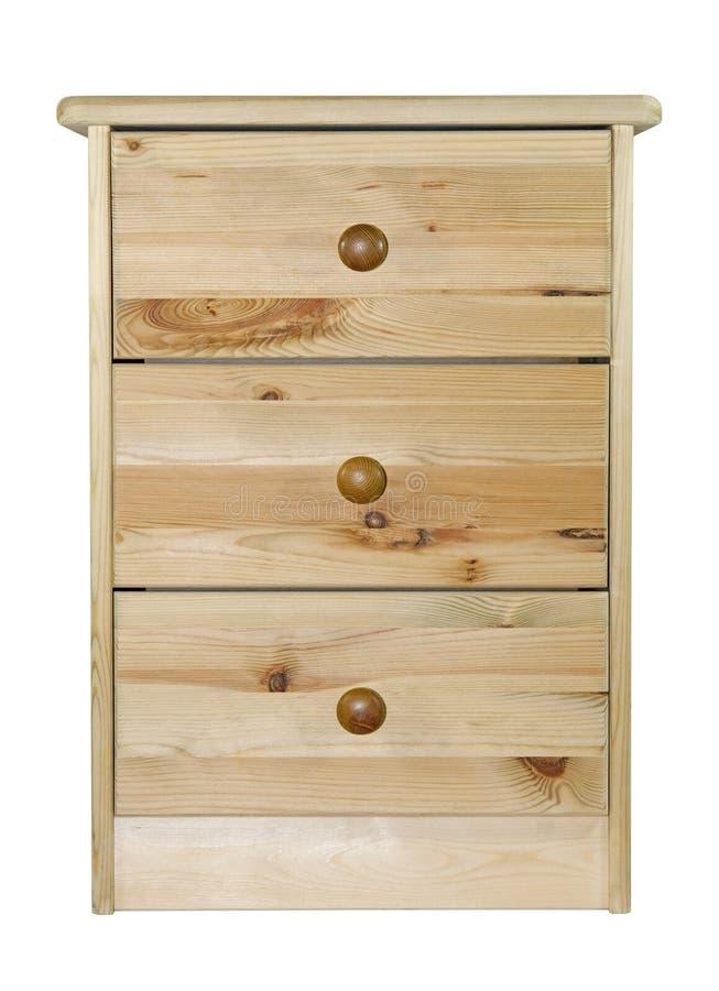 pin de tiroirs de coffre images stock