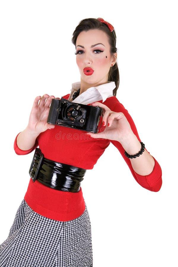 pin do zdjęć światła fotografia stock